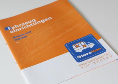 Store Van Katalog, Leipheim