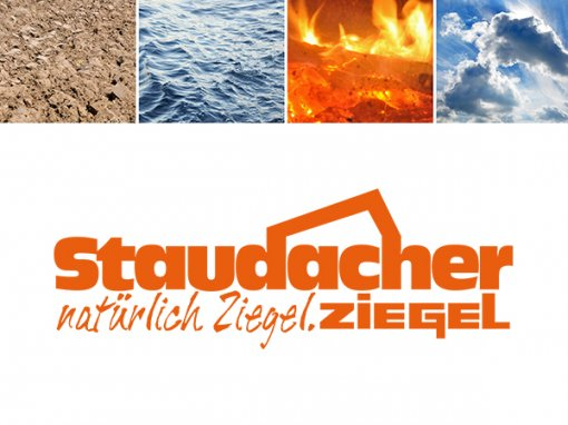 Staudacher Ziegel Re-Design Website