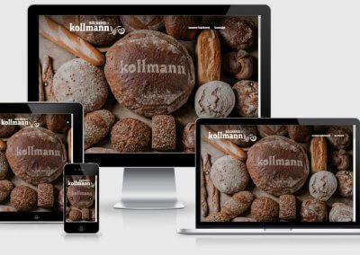 Bäckerei Kollmann, Scheppach